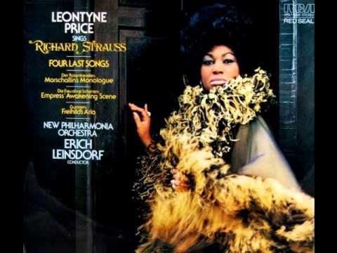 Leontyne Price. 3.