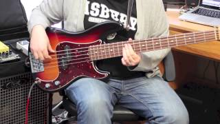 Kelly Clarkson \\\ Mr. Know It All (Country Version) Bass Cover