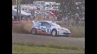 WRC Rally Finland 2001 SS4 Mökkiperä
