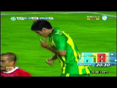 Resumen Aldosivi 0 - Independiente 0 Orgullo Rojo