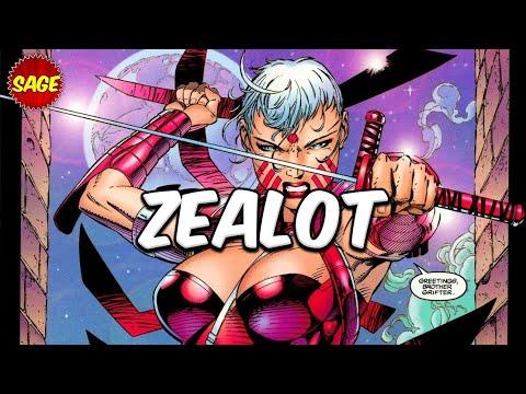 Who is Image / DC Comics Zealot? This WildC.A.T. had Batman