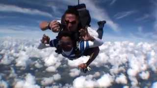 Skydiving By Dinesh Kamaraj