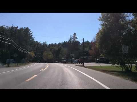 Massachusetts: Townsend to Erving via 119, 101, 12, 202, 2