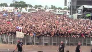 Kamelot Tampa Bay St. Petersburg Concert Trailer 2012