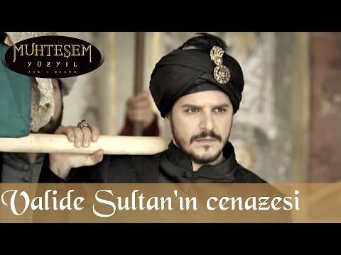 Valide Sultan'ın Cenazesi - Muhteşem Yüzyıl 62.Bölüm