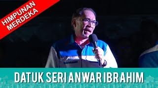 Video TERKINI: HIMPUNAN MERDEKA RAKYAT - Datuk Seri Anwar Ibrahim | Rabu 16 Mei 2018 download MP3, 3GP, MP4, WEBM, AVI, FLV Agustus 2018