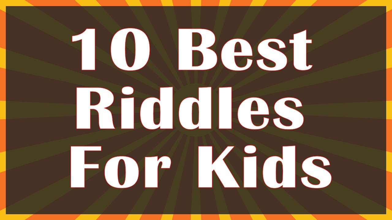 10 Hard Riddles For Kids With Answer Can U Solve It 90 Of Adults Fail These 10 Children S Riddles Youtube