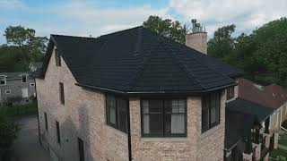 Euroshield Euro Shake - Chicago, installed by CRC Cedar Roofing Company