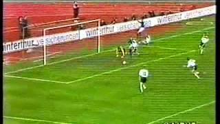 CALCIO GERMANIA ITALIA 2 1 1994