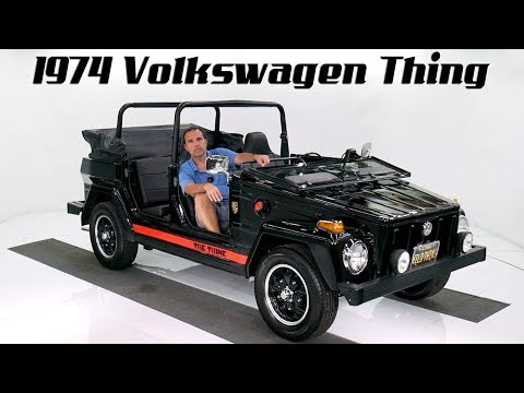 1974 Volkswagen Thing for sale at Volo Auto Museum (V18539)