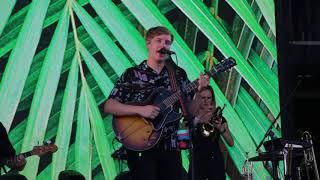 George Ezra - Barcelona (live @ Sziget Festival 2017)