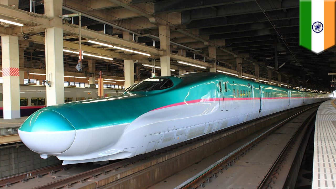 India bullet train: India starts work on its first ...