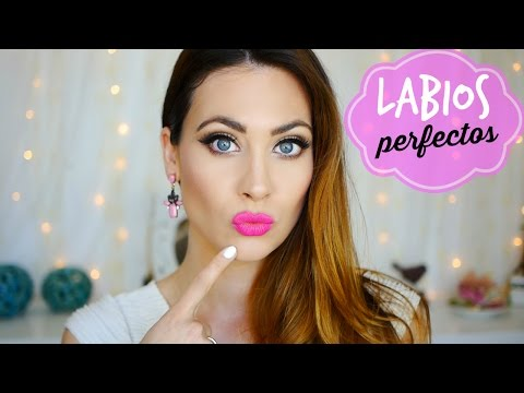TRUCOS para tener LABIOS PERFECTOS.  How to: PERFECT LIPS | Lizy P