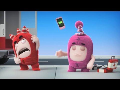 Cartoon Oddbods | Oddbods Zee and the Photocopier | Funny Cartoons For Children