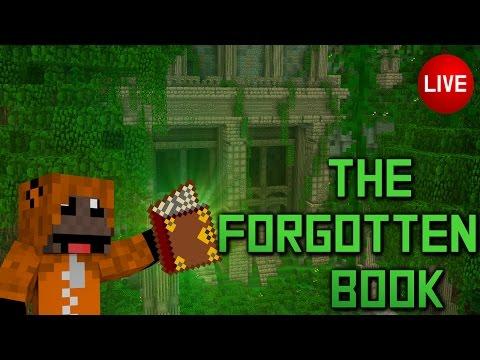 Minecraft - The Forgotten Book w/ MineyCow