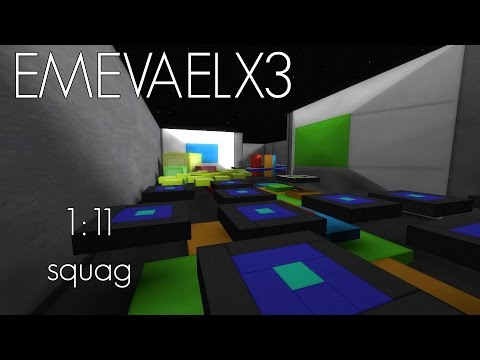 [GMOD BHOP] bhop_emevaelx3 in 1:11 (HSW)  by squag