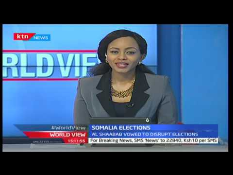 World View 24th November 2016 - Elections continue in Somalia as Amisom stand guard
