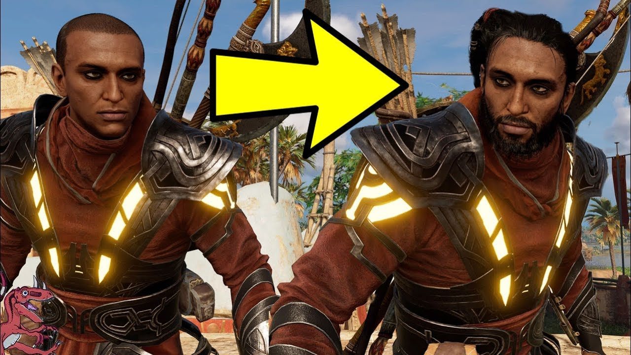 Assassins Creed Origins Tips HOW TO CHANGE HAIRSTYLE