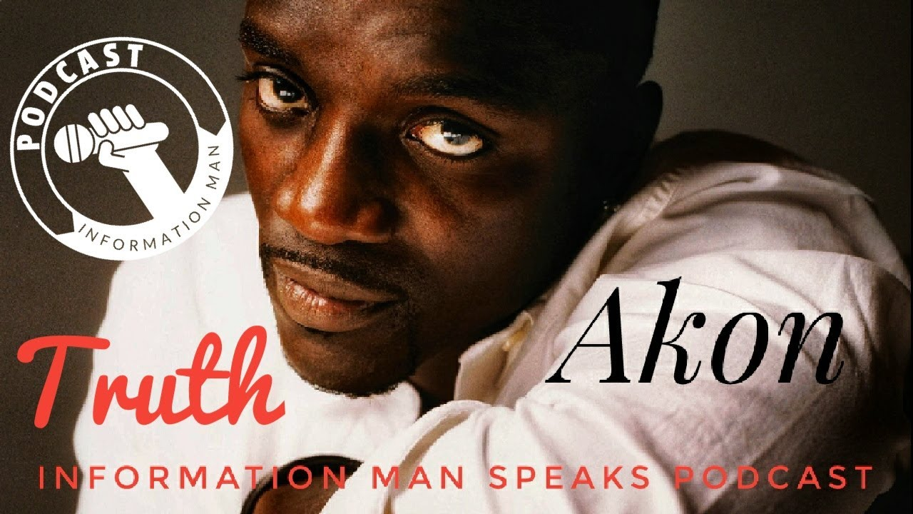 Akon Said Black Americans Are Scared Of Africa And Still Blame The Past