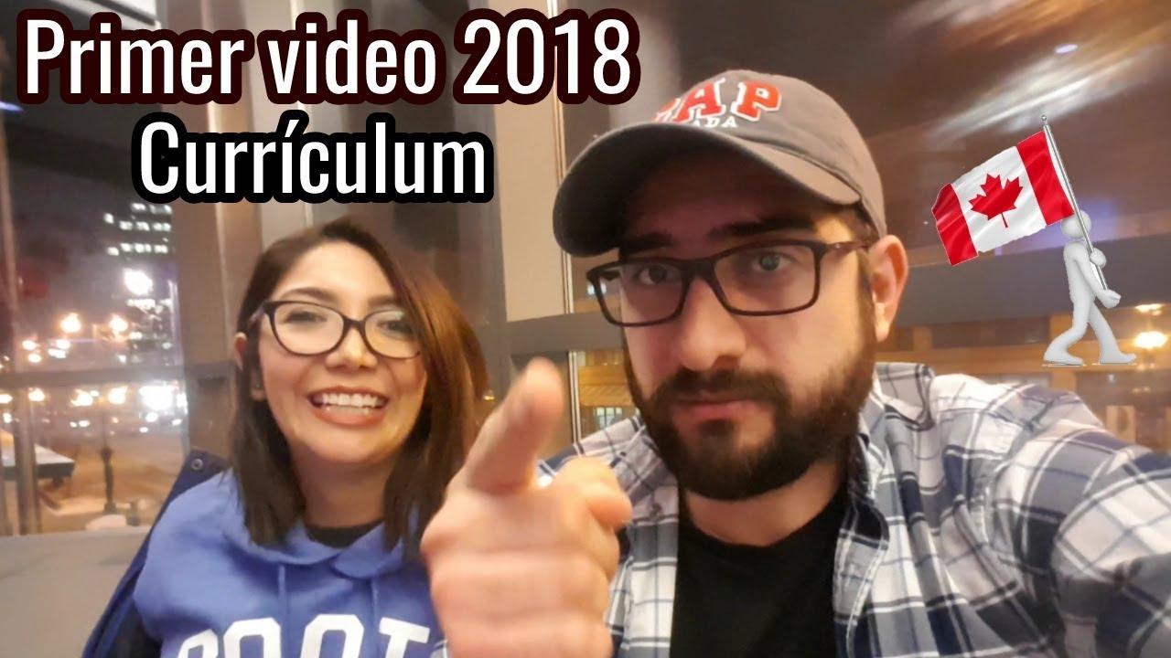 Crear un currículum / hoja de vida / Resume en Canadá/ Tips - YouTube