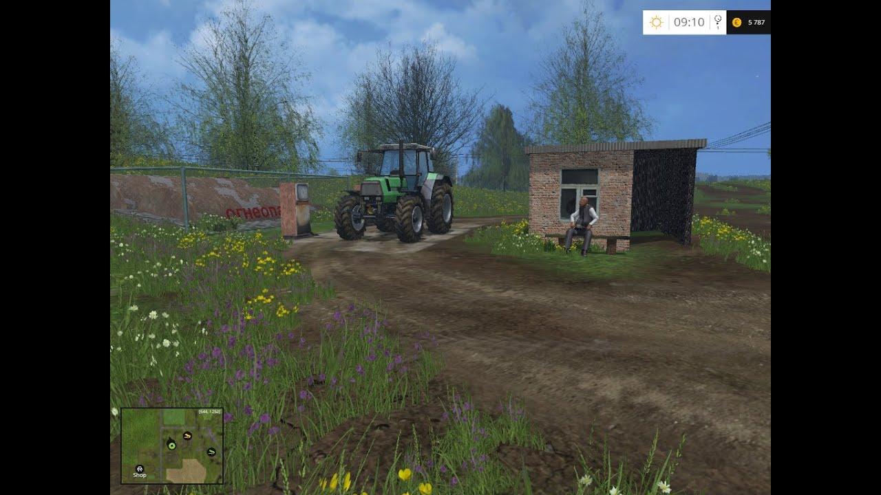 скачать моды на фермер симулятор 2015 на карту бухалово - фото 2