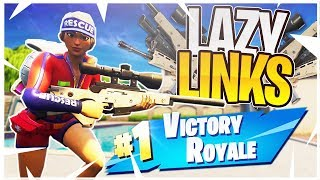 """RIP ANARCHY ACRES! *NEW* Location """"Lazy Links"""" - Fortnite S5 New Map!"""