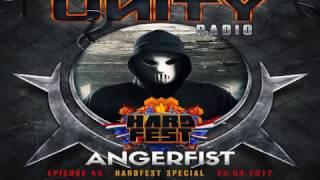Video Angerfist -  Live @ UNITY Hardcore Radio #45 download MP3, 3GP, MP4, WEBM, AVI, FLV November 2017