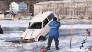 Les routes de l'impossible - Sibérie Mortel dégel
