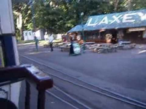 Laxey Station Express Isle of Man