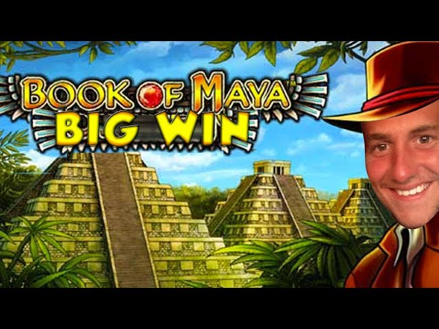 BIG WIN!!!! Book of Maya big win - Casino - Bonus round (Casino Slots) From Live Stream