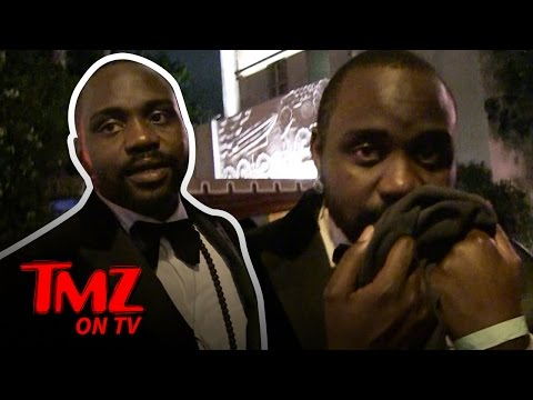 Brian Tyree Henry: I'll Take The Shirt Off Your Back! | TMZ TV