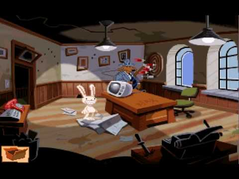 Let's Play - Sam & Max: Hit the Road - Part 1 |