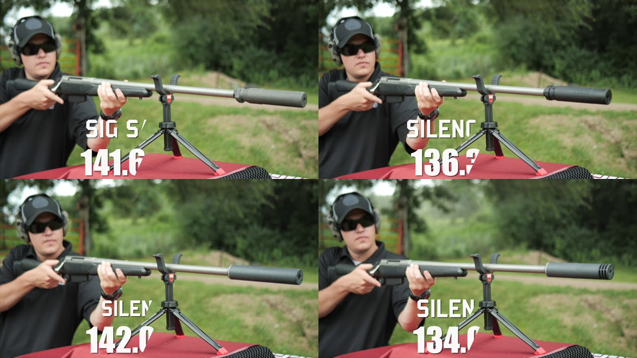 Largest  30 Caliber Silencer Testing Event Ever - The Truth