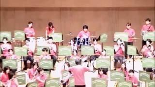 所沢北吹奏楽団 第13回定演「シェリトリンド」