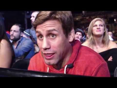 UFC 199: Faber Full Blast at Fight Night: Dillashaw vs Cruz