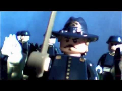 Lego Western Cavalry Charge