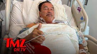 Arnold Schwarzenegger Recovering Well After Another Heart Surgery | TMZ TV