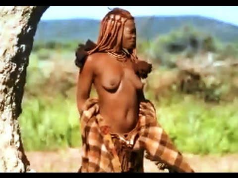 Download Red skin woman world Himba Tribe at Namibia