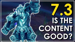 Rounding Up Patch 73 Yes Argus Is  Shiny But Is The Content Good