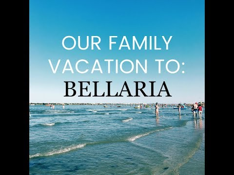 LIFE IN ITALY: Our trip to Bellaria