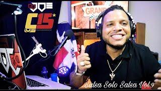 Salsa Solo Salsa Vol. 9 #Románticas En Vivo Con Dj Joe El Catador #ComboDeLos15 #Qtv