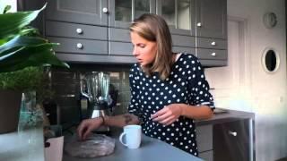 lubieszpinak: łosoś w pesto