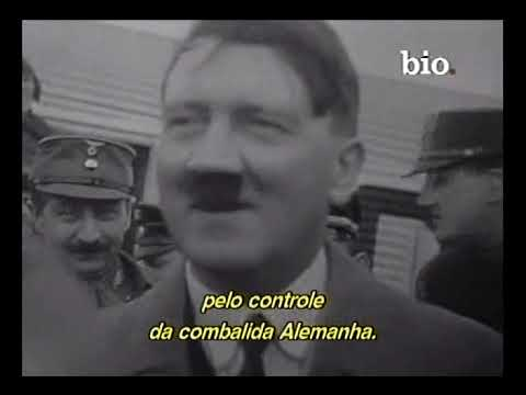 HITLER, ADOLF - The Biography Channel - 1961