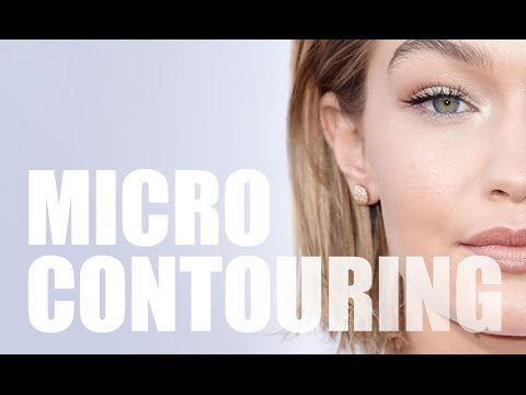 MICRO CONTOURING & HIGHLIGHTING TUTORIAL