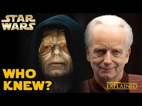 Who Knew Palpatine was Darth Sidious (Canon) - Star Wars Explained