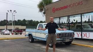 Video 1985 Ford F-150 Lariat download MP3, 3GP, MP4, WEBM, AVI, FLV September 2018