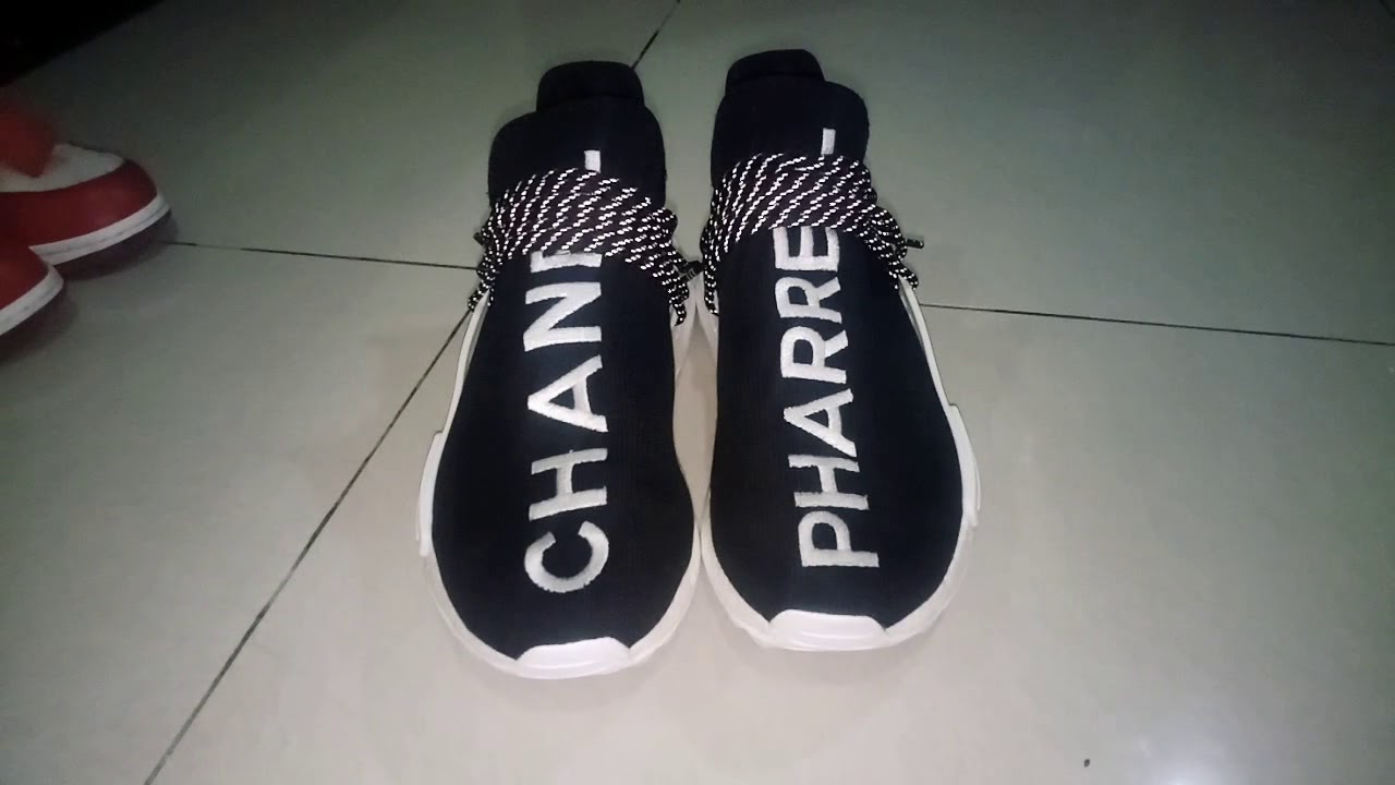 new style 9b2df 40da0 THE MOST EXPENSIVE SHOE IN THE WORLD ADIDAS NMD HUMAN RACE ...