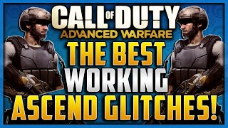 "Advanced Warfare Glitches - The Best WORKING Glitches on Ascend! ""XBOX 360,XB1,PS3,PS4,PC"""