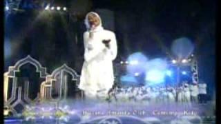 opick - MAHA MELIHAT (feat amanda)