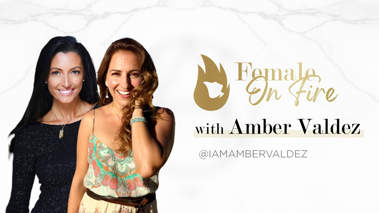 Amber Valdez: Face-off With Your Shadow and FREE Yourself (FOF-18)
